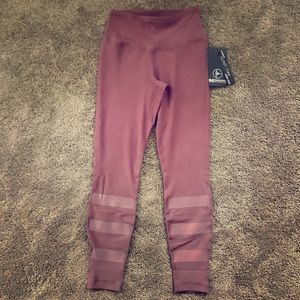 ✨NWT✨ 90 Degrees Mauve Long Leggings XS NEW